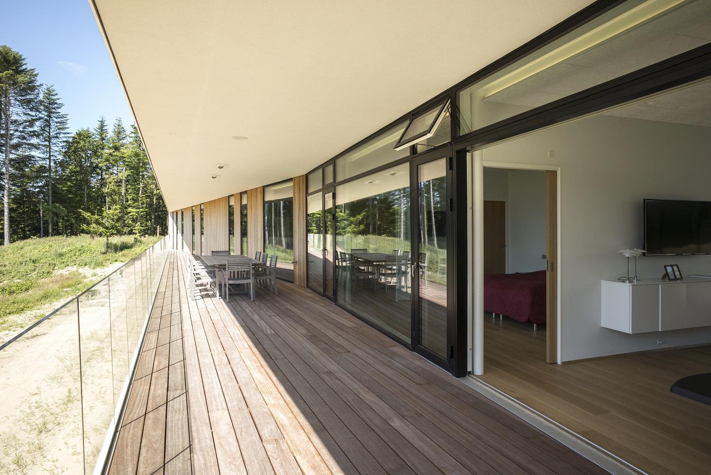 Frame House_skydedør Krone Vinduer